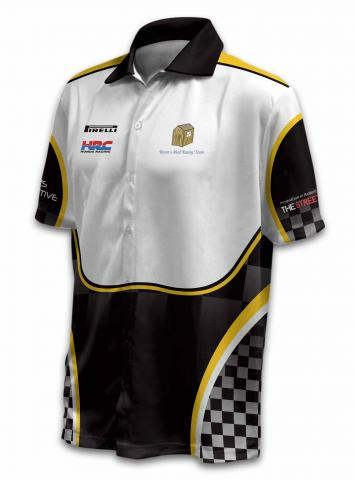 Pit Crew Shirts >> Custom Pro Pit Crew Shirts Motor Racing Clothing Captivations