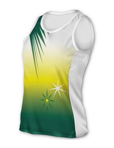 07321778f Ladies Netball Singlet - Netball Uniform Experts Design Your Own ...