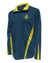 Ladies Bonded Fleece Netball Jacket