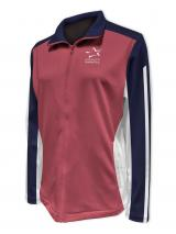 Ladies Bonded Fleece Gymnastics Jacket